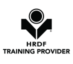 3. Logo HRDF Training Provider_Black